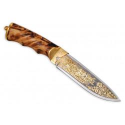 Нож Артыбаш украшенный