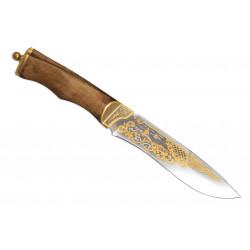 Нож Торнадо 2  украшенный