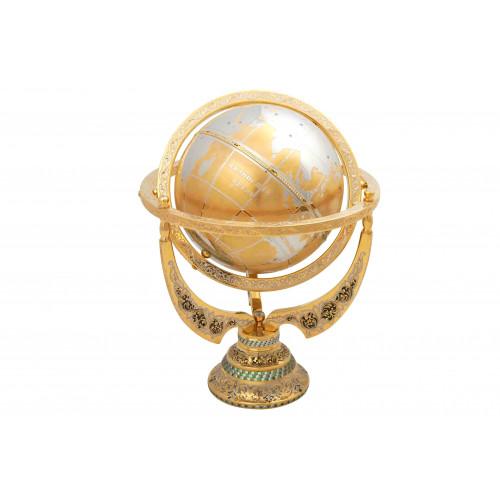Глобус Сувенирный (с камнями)