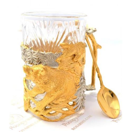Набор чайный (литье)